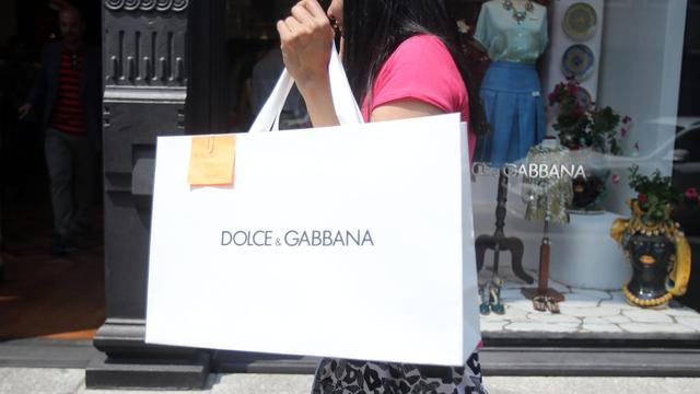 Dolce & Gabbana opent kinderboetiek