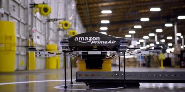Amazon wil drones overal kunnen testen