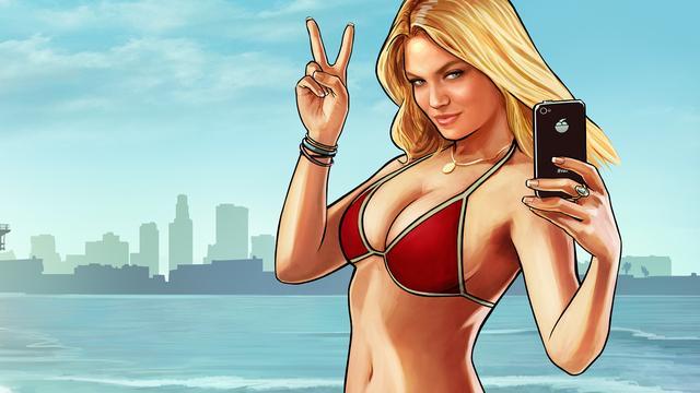GTA-maker vraagt rechter om Lindsay Lohan te beboeten