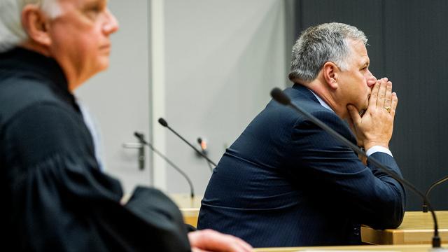 Drie jaar cel voor oud-VVD-gedeputeerde Hooijmaijers