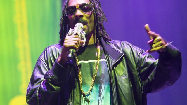 Snoop Dogg wil helpen wapengeweld te verminderen
