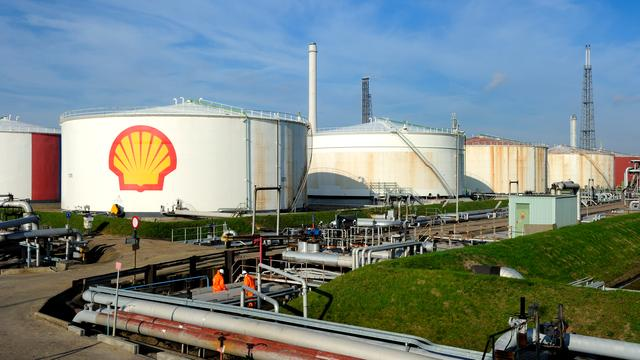 Shell ziet af van groot project in Louisiana
