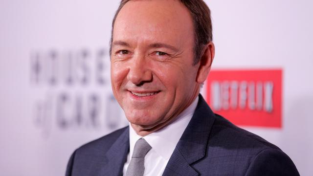 Netflix onthult hoe Kevin Spacey uit House Of Cards geschreven is