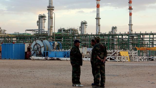 Libië verwacht snel volledige olieproductie