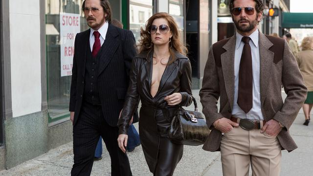 American Hustle heeft meeste Golden Globe-nominaties