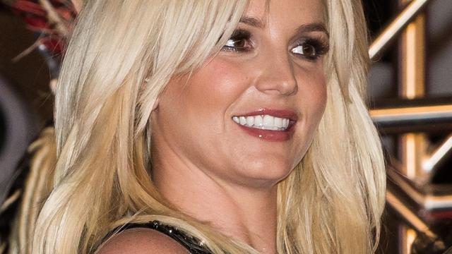 Britney Spears is gek op 'simpele' vriend