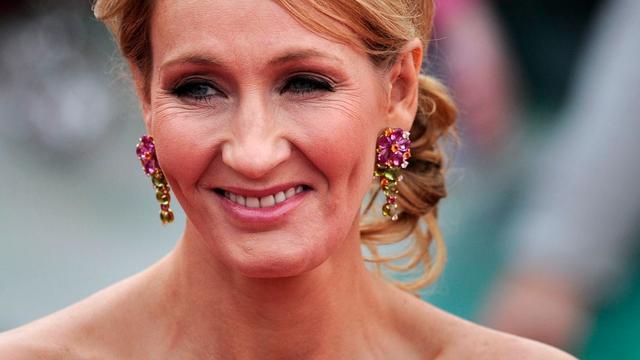JK Rowling klaagt Britse krant Daily Mail aan