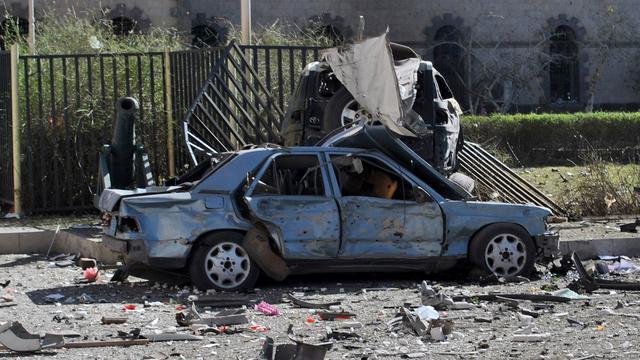 Amerikaanse ambassade Jemen dicht