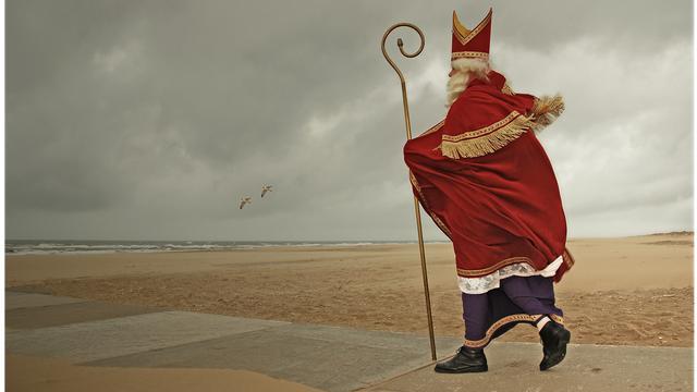 Achter de lens: Sinterklaas in de storm