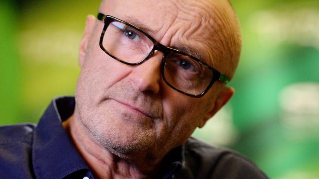 Phil Collins 'niet klaar' voor terugkeer