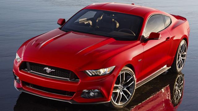 Ford Mustang wordt fors goedkoper