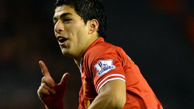LIVEBLOG: Suarez weer belangrijk voor Liverpool (gesloten)