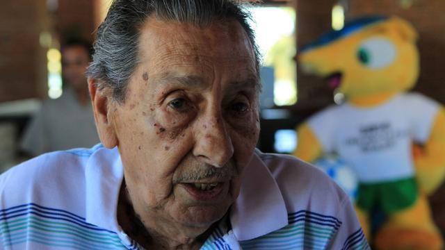 Legendarische Uruguayaan Ghiggia (88) overleden