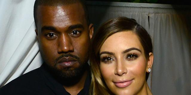 'Kanye West wil dat Kim Kardashian zijn achternaam aanneemt'