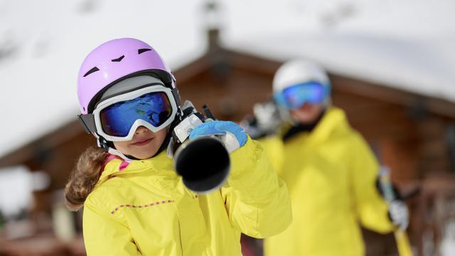 'Nederlandse wintersporters beschermen ogen onvoldoende'
