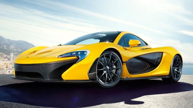 McLaren P1duikt onder 7 minuten