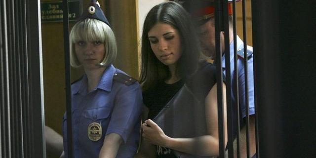 Geen amnestie voor politieke gevangenen Rusland