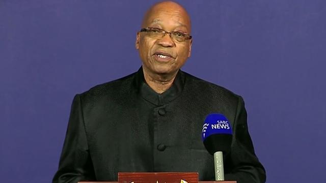 Waarde Zuid-Afrikaanse rand hard onderuit na lagere rating