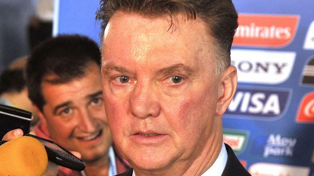 Van Gaal haalt uit naar FIFA