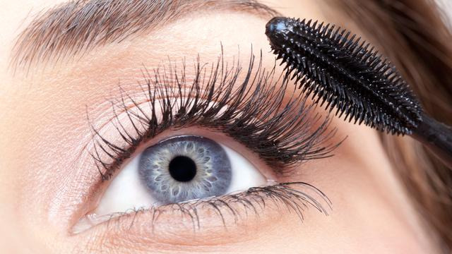 Mascara meest populaire make-upproduct