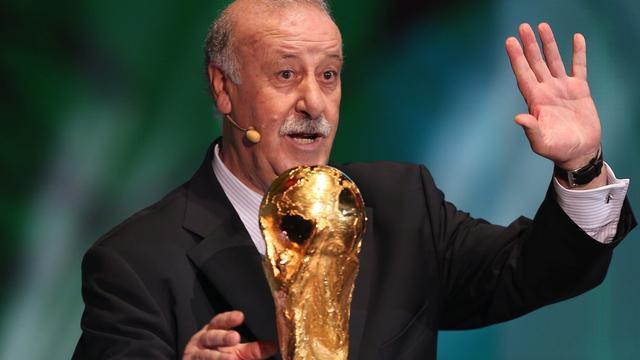 Bondscoach Spanje ziet Oranje niet als favoriet voor WK-titel