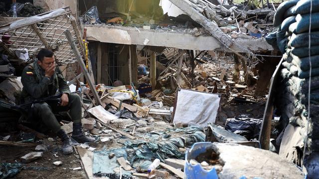 'Zeker negen doden door bomaanslag FARC'