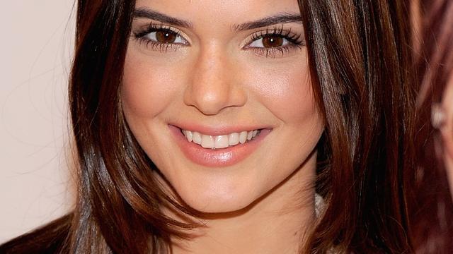 Kendall Jenner is 'Coolste Vrouw van het jaar'