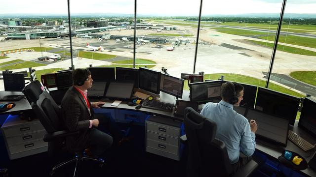 Probleem Britse luchtverkeersleiding opgelost