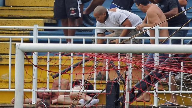 Supportersgeweld overschaduwt succes Seedorf in Brazilië