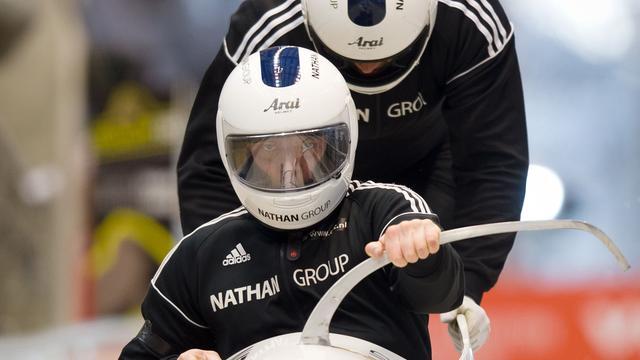 Nederlandse bobsleeërs komen weer tekort voor Sotsji