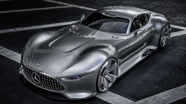 Mercedes Vision GT wordt realiteit