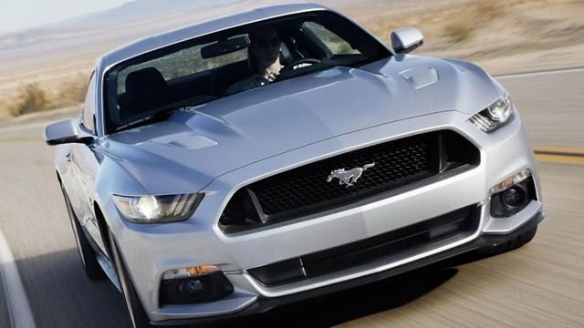 Ford denkt aan diesel voor Mustang