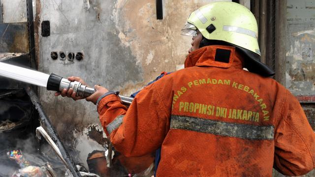 Tientallen doden gevallen door brand in Indonesische luciferfabriek