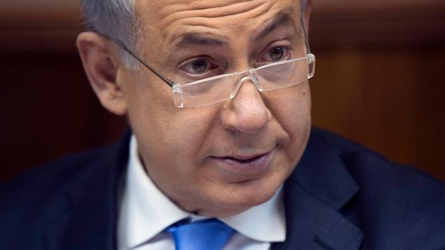 Israëlische premier wil Palestijnse regering niet erkennen
