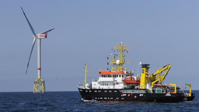 Tennet krijgt lening voor stroomkabels Noordzee