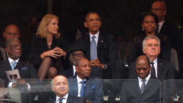 Boek met privéfoto's Obama verkeerd bezorgd