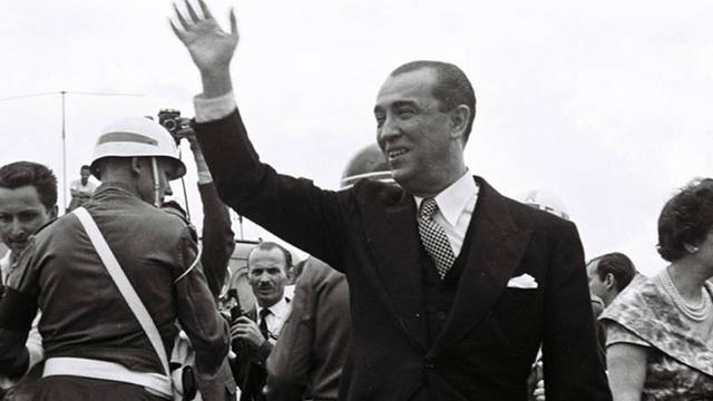 Braziliaanse oud-president Kubitschek in 1976 vermoord