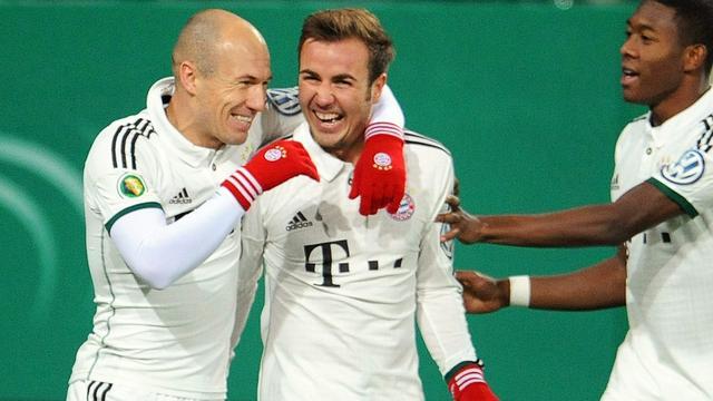 Robben staat open voor nieuw contract bij Bayern