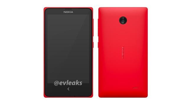 'Nokia werkt nog steeds aan Android-telefoon'