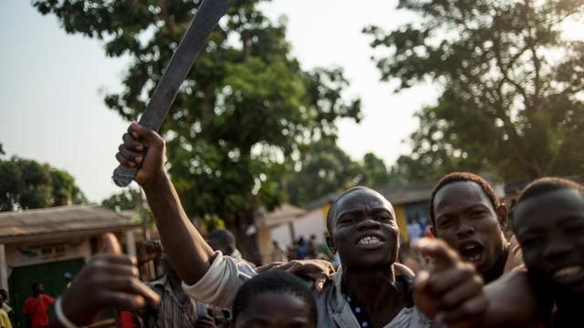 Centraal-Afrika vervroegt presidentsverkiezingen