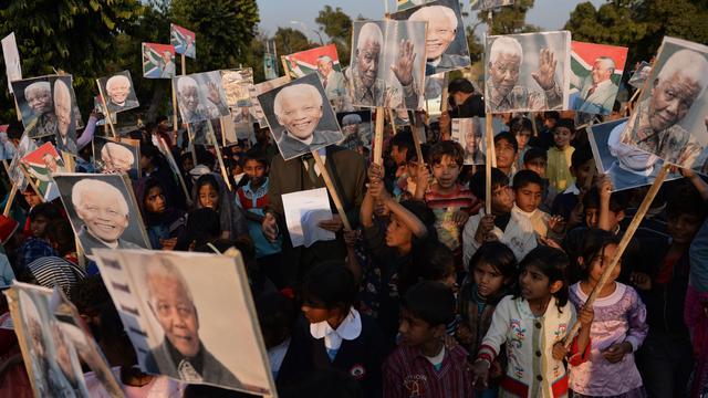Tweede kans om afscheid te nemen van Mandela