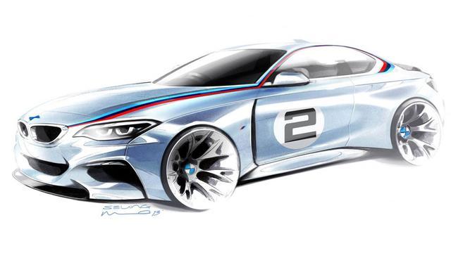 BMW M235i Racing blikt vooruit op toekomstige BMW M2