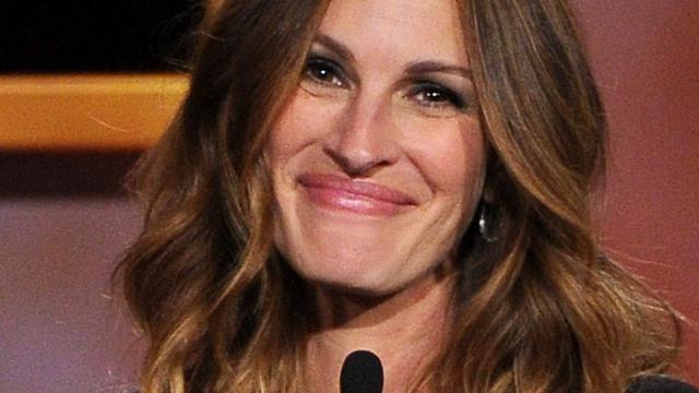 'Julia Roberts weer zwanger'