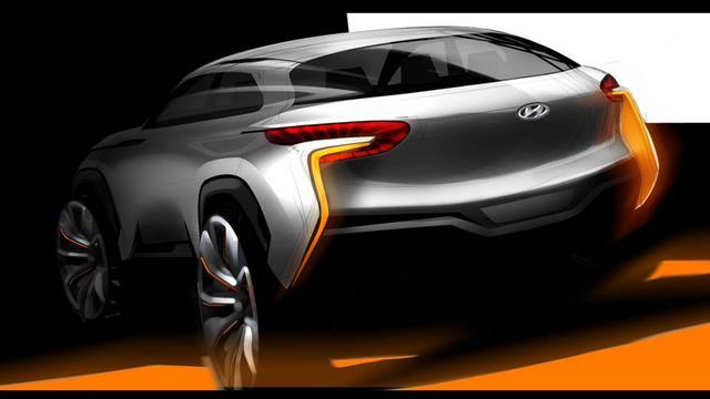 Hyundai bereidt autoliefhebbers voor op Intrado Concept
