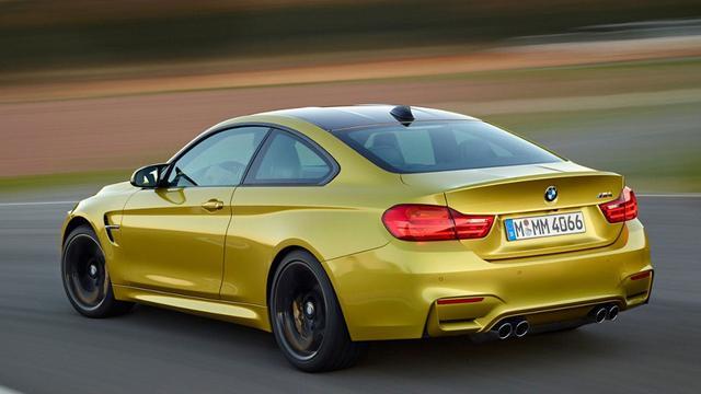 Officiële foto's BMW M3 en M4 staan voortijdig online