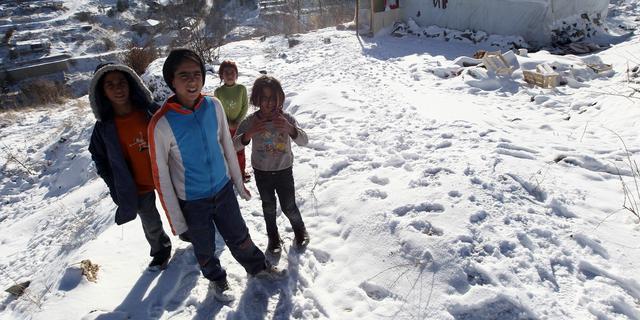 Donors zamelen 400 miljoen voor Syrië in