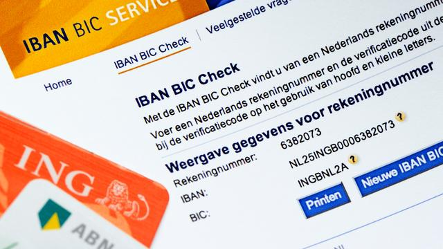 Europees Parlement stelt invoering IBAN uit
