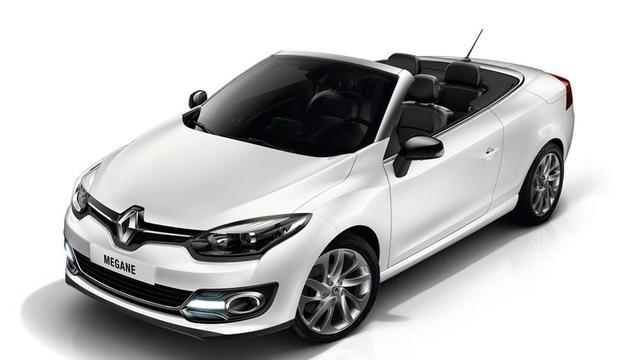 Renault vernieuwt Mégane Coupé-Cabriolet
