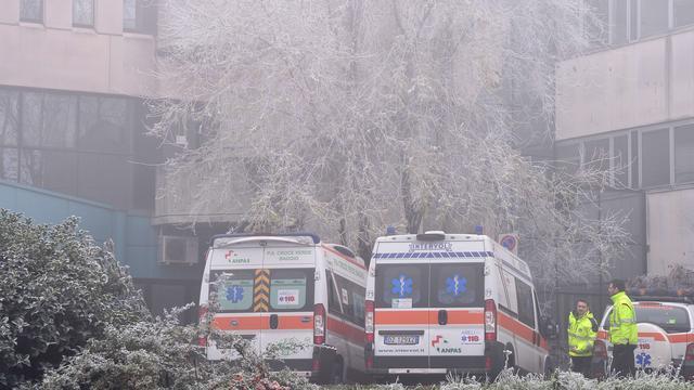 'Ajax-supporters gedroegen zich goed in Milaan'