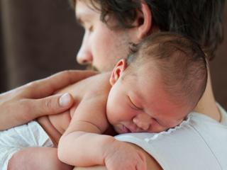 Onderzoek naar vaders van kinderen tot één jaar
